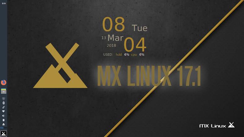 Pełna kontrola w rękach użytkownika  Poznaj MX Linux 17 1