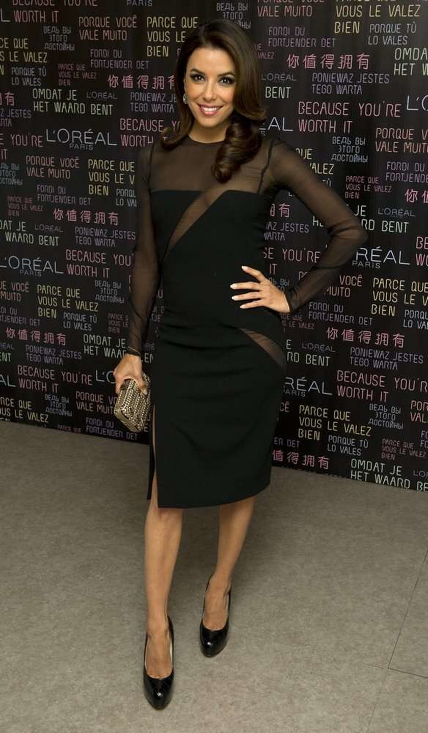 Impreza L'Oreal Cannes 2012