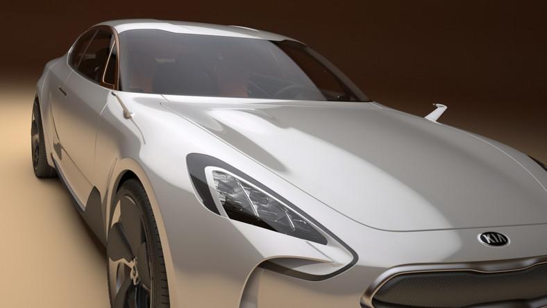 Auto będzie hitem Kii w czasie wrześniowego salonu samochodowego we Frankfurcie