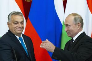 """""""NE VODE SVI PUTEVI U BRISEL"""" Putin preko Orbana stvara EU koja neće biti NEPRIJATELJ RUSIJE"""