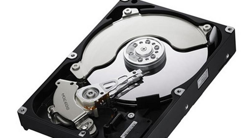 500 GB pojemności na jednym talerzu