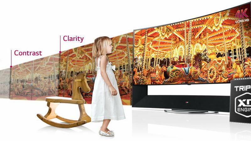 LG 105UC9V - największy i najdroższy telewizor w Polsce