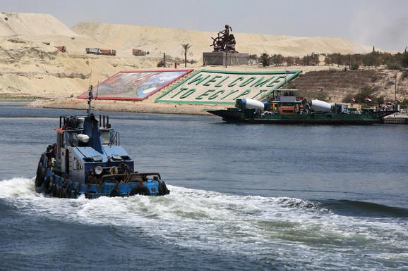 Sledi realizacija ambicioznog plana o izgradnji ekonomske zone oko kanala