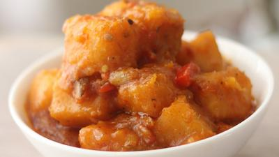 How to prepare yam pottage