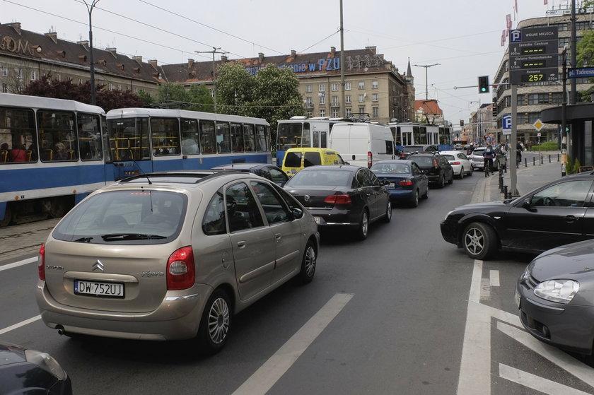 Plac Kościuszki Wrocław