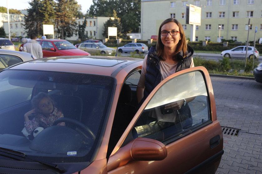 Ilona Strózik (34 l.), wrocławianka