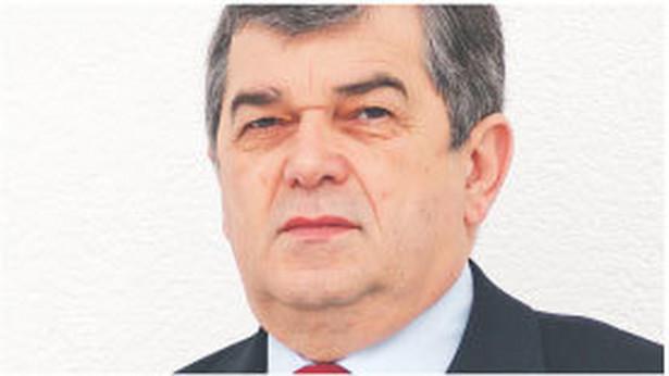 Paweł Jagustyn, dyrektor biogazowni w Liszkowie, prezes zarządu Agrogaz