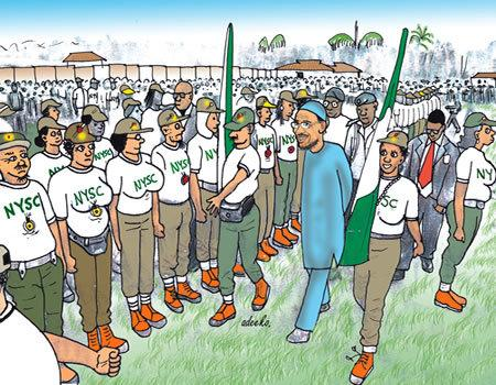From camp, Nigerian Corpers form the intention to engage in pedophilia (Tribune)