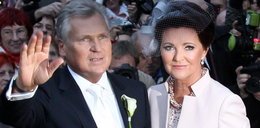Tak prezydent Kwaśniewski przemawiałna weselu córki