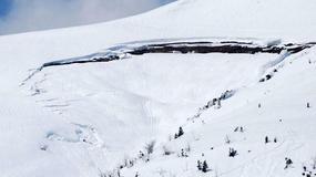 Dni Lawinowe 2014 w Dolinie Pięciu Stawów Polskich w Tatrach w dniach 5-6 kwietnia