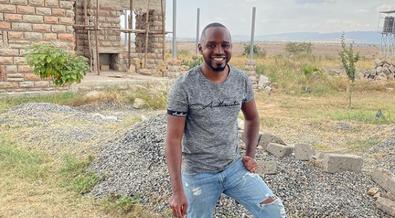 Help rebuild Boniface Mwangi's house - Kenyans asked to send money