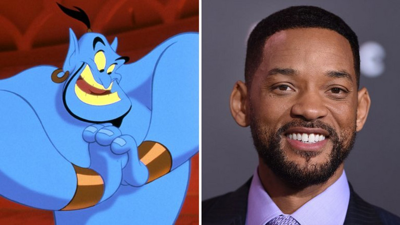 Will Smith, mint Dzsini!