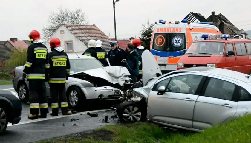 Pijany prokurator spowodował wypadek