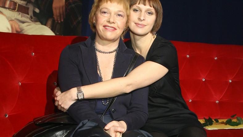 Joanna Zółkowska i Paulina Holtz - duet aktorski