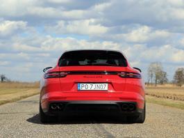 Porsche Panamera Sport Turismo GTS – to nie jest uniwersalne auto | TEST