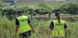 Ciało kobiety znalezione w parku