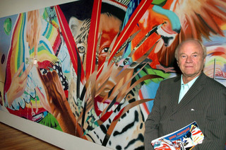 USA: Zmarł James Rosenquist, pionier pop artu