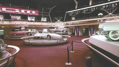 Motorama - gdy w Detroit zaczęła się przyszłość