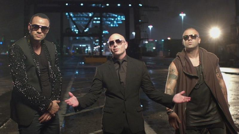 Pitbull feat. Mohombi & Wisin - Baddest Girl in Town