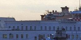 Śmigłowce nad Moskwą po zniknięciu Putina! Pucz?!