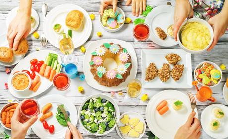 Obiad Wielkanocny Lista Przepisow