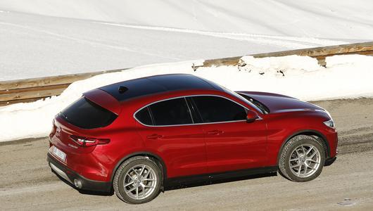 Alfa Romeo Stelvio 2.0 280 KM - zgodnie z tradycją | TEST