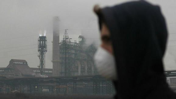 Beograd je među najzagađenijim gradovima u Srbiji