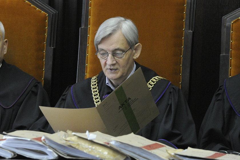 Andrzej Krawiec, Sędzia Sądu Apelacyjnego we Wrocławiu