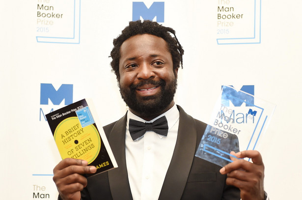 Marlon James z nagrodą Bookera