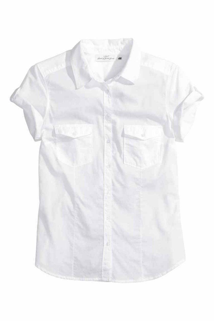 Bawełniana koszulka 39,90 zł H&M
