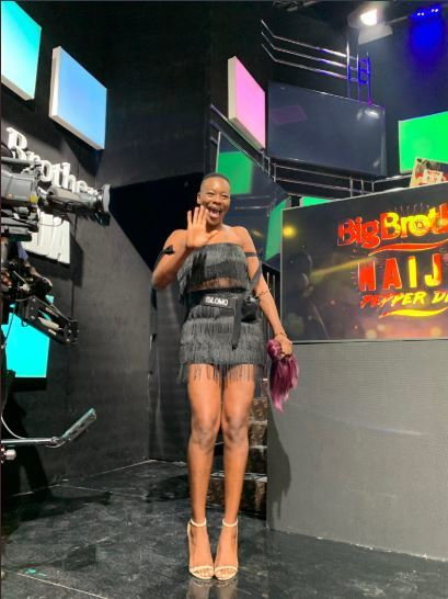When BBNaija premiere came live on TV  from Lagos about a week ago, we were all thrilled and mesmerised at the beautiful venue for the show [Twitter/BBNaija]