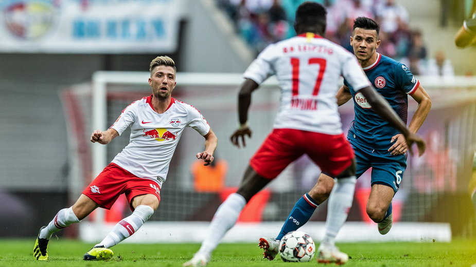 1. FC Nuernberg – RB Lipsk