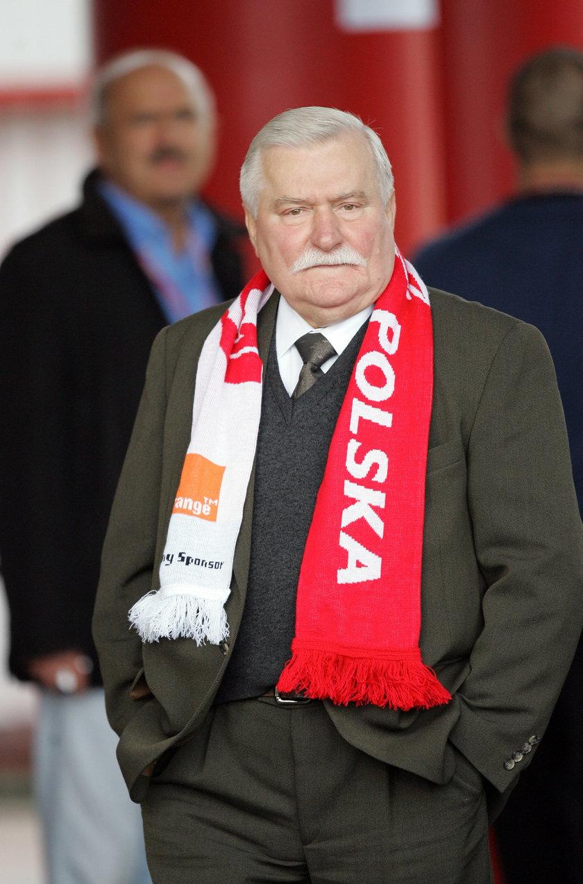 Lech Wałęsa chce powtórzenia procesów, które przegrał