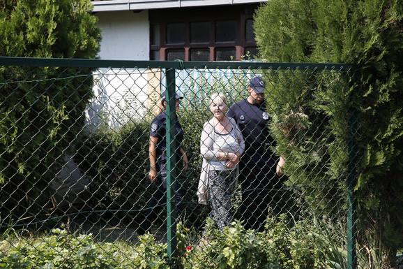 Stojanka S. osumnjičena je za ubistvo investitora u Bulevaru kralja Aleksandra