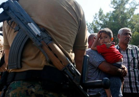 Ko je kriv: Vanredno stanje na granici Makedonije i Grčke