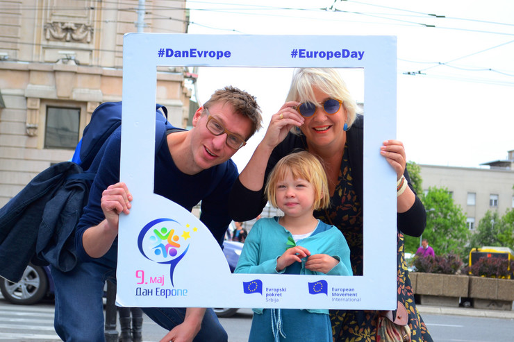Dan Evrope na Trgu Republike