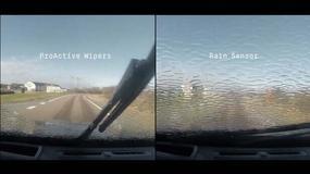 PAW (ProActive Wipers) firmy Semcon - jeszcze inteligentniejsze wycieraczki