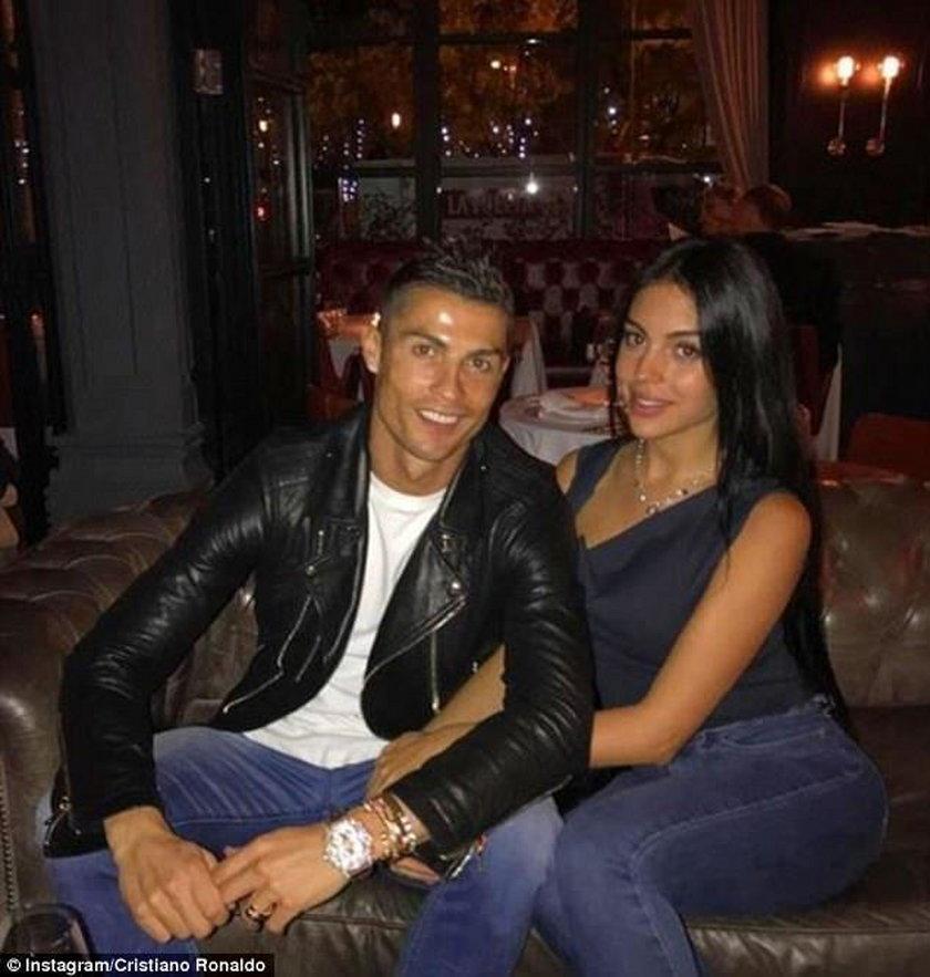 Ukochana Ronaldo krótko po porodzie. Wygląda imponująco