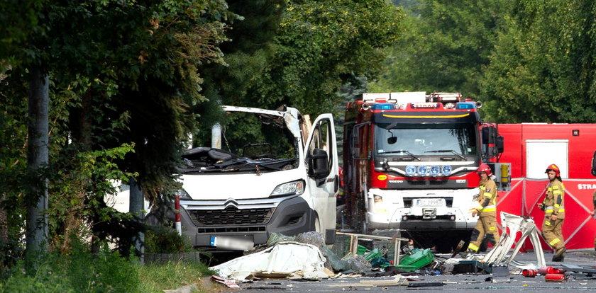 Wybuch w Częstochowie. Nie żyją dwie osoby