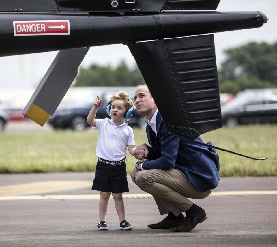 William w RAF