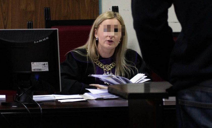 Sędzia Maria Bradtke