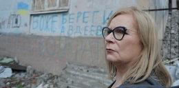 Dzieci nie reagują już nawet na wystrzały z broni. Przejmująca relacja Małgorzaty Gosiewskiej z Donbasu