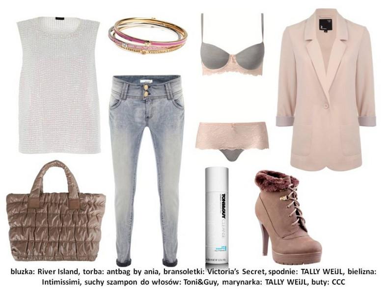 Modne trendy jesień/zima 2012/2013: styl oversize
