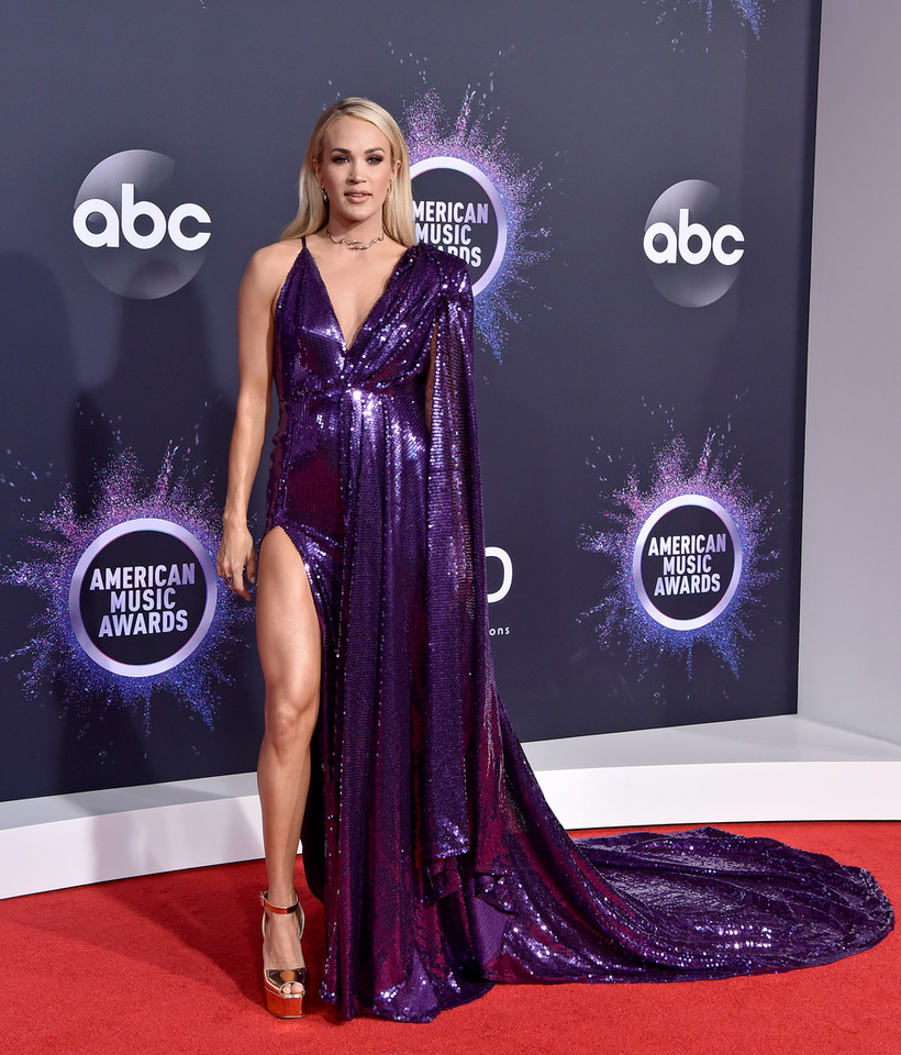 American Music Awards - Carrie Underwood