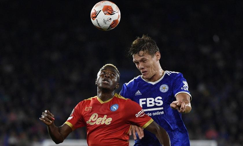 Europa League - Group C - Leicester City v Napoli