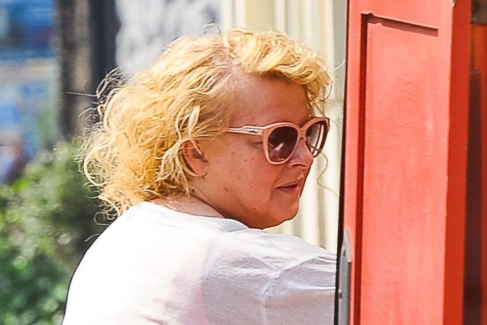 Magda Gessler łysieje