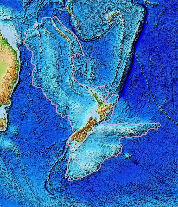 Zelandija NOAA