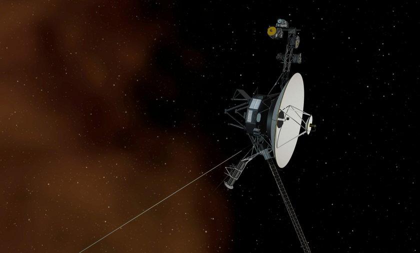 Sonda Voyager zarejestrowała fale, które tworzą tajemniczą wiadomość z kosmosu: to gwizd promieniowania pochodzącego z gwiazd.
