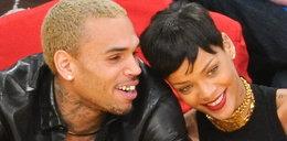 Chris Brown spędził urodziny bez Rihanny
