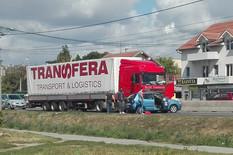 kamion sudar Krnjača